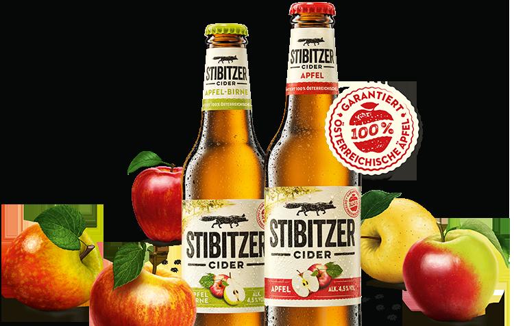 Garantiert österreichische Äpfel zu 100%